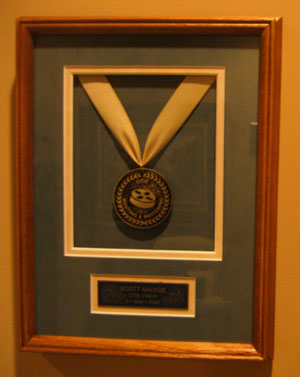 CCIE Plaque