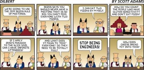 Dilbert2PizzaRule